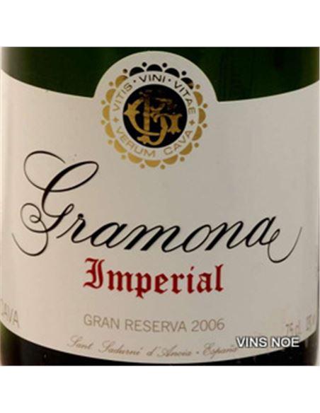 Gramona imperial gran reserva brut magnum - GRAMONA IMPERIAL-E