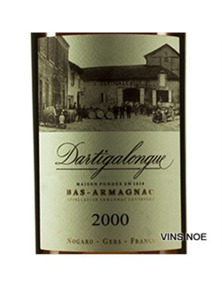 Dartigalongue 2000 - DARTIGALONGUE_BAS_ARMAGNAC-E