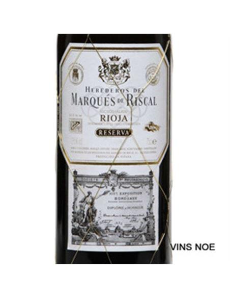 Marqués de Riscal Reserva (Magnum) - MARQUES DE RISCAL RESERVA (MAGNUM)-E