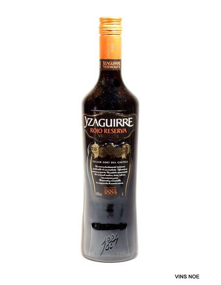 Yzaguirre 1884 ed. limitada (75 cl.) - YZAGUIRRE ROJO RESERVA