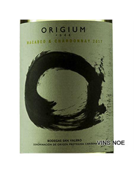 Origium Macabeo Chardonnay - ORIGIUM_BIANC-E
