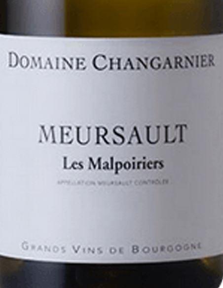 Changarnier Mersault Les Malpoiriers 2017 - MersaultLesmalpoiliers_VinsNoe_etiqueta_1
