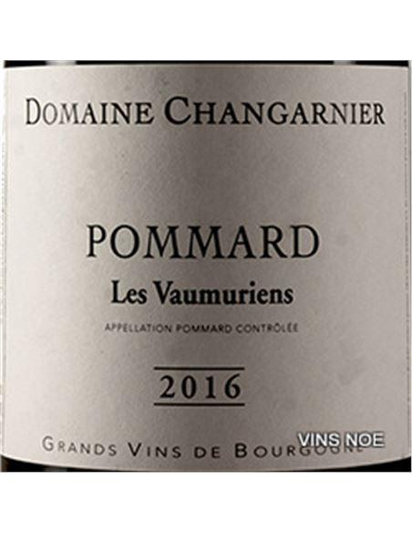 Changarnier pommard vaumiriens haut - CHANGARNIER_POMMARD_VAUMURIENS_HAUT-E