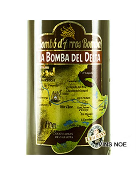 Crema de bombó la bomba del delta - Crema_de_Bombo_La_Bomba_del_Delta-E