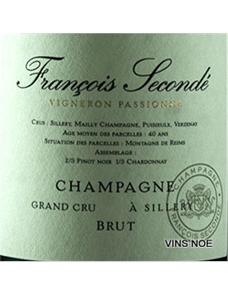 François Seconde Brut Grand Cru - François_Secondé_Grand_Cru_Brut-E