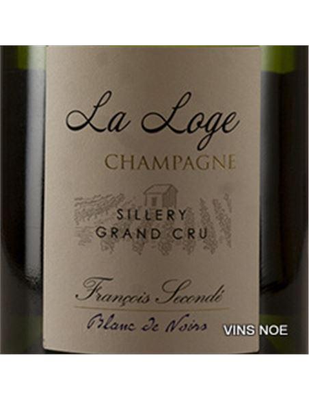 François Seconde Blanc de Noirs La Loge - FRANCOIS_SECONDE_GRAND_CRU_BLANC_DE_NOIRS_LA_LOGE-E